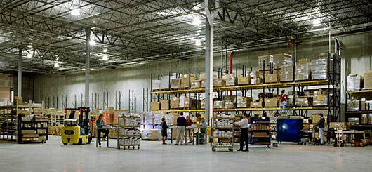 RepairClinic Warehouse in 1999